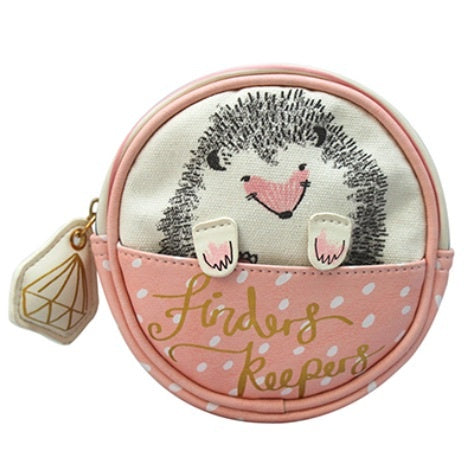 Disaster Over The Moon Hedgehog Make Up Bag 7067