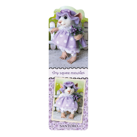 Tiny Squee Mousies Bookmark - Little Sweetie 9521
