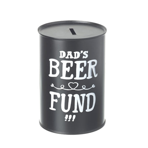 Dad's Beer Fund Money Box 8880