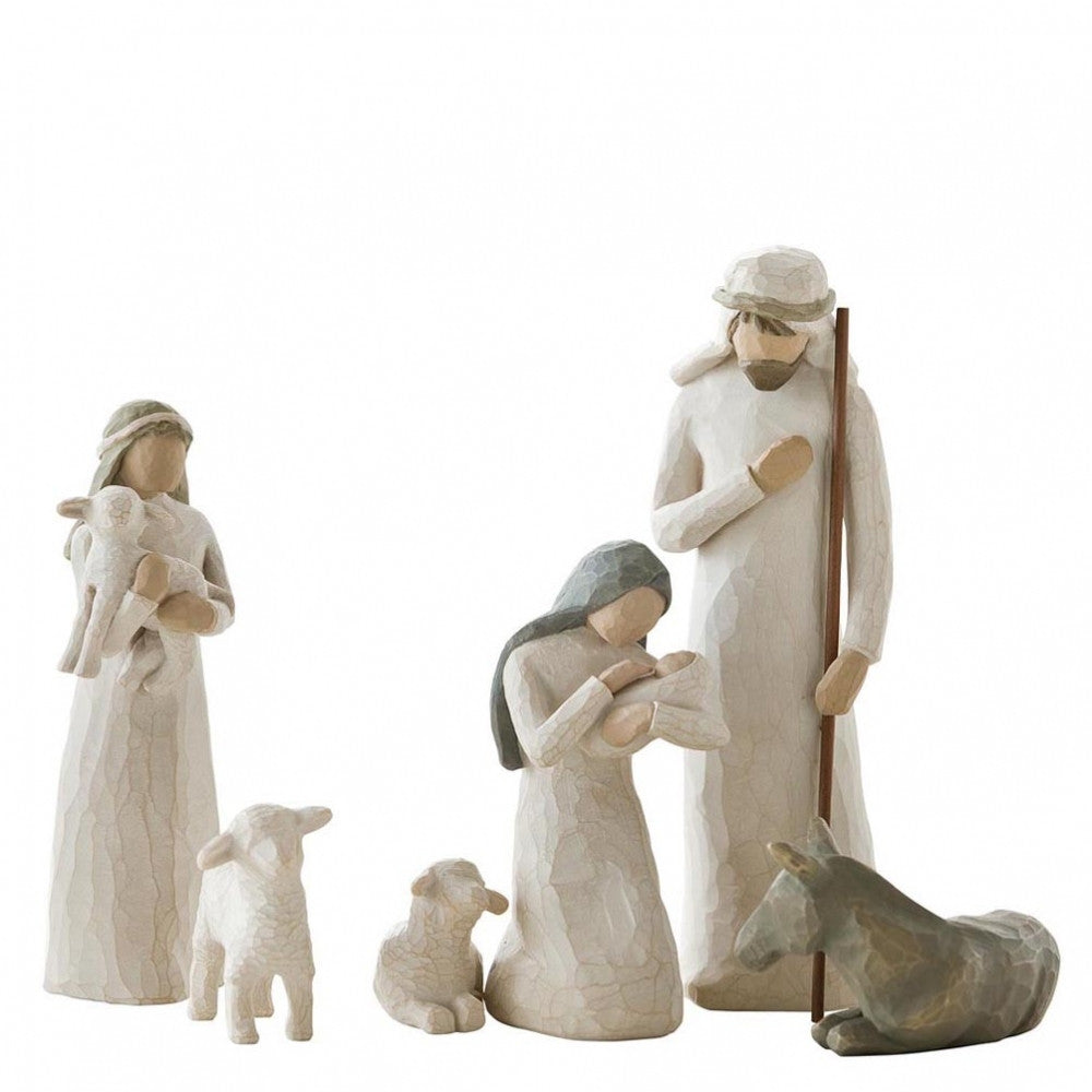 Willow Tree Figures Nativity 4258