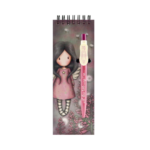 Gorjuss Little Wings - Jotter Pad with Pen 9651