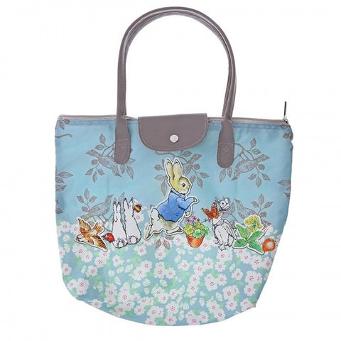 Peter Rabbit Fold Away Tote Bag 7560