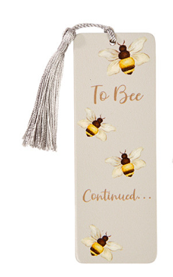 Bee Bookmark - To Bee Continued 9460