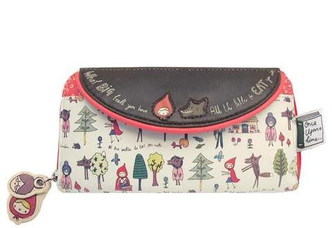 Disaster Once Upon a Time Red Riding Hood Wallet 9414