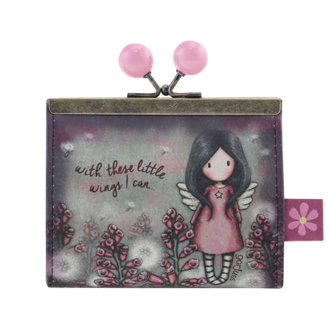 Gorjuss Little Wings - Clasp Purse 9647