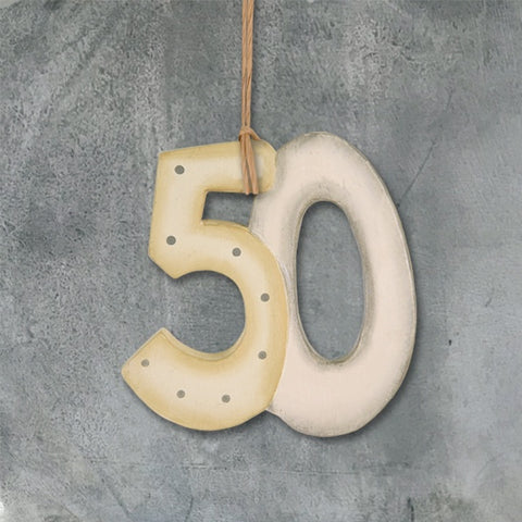 Number on String '50' 496