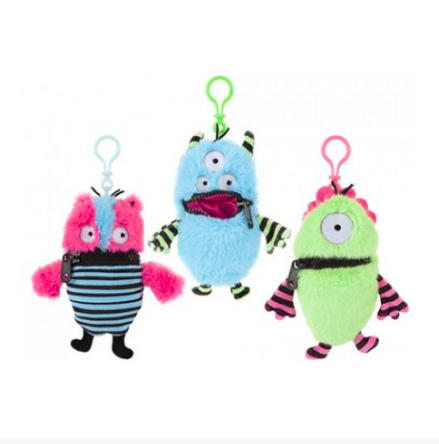 Worry Monster Clip 10240