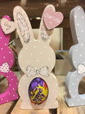 Bunny Block with Cadburys Egg - Powder Pink 6088