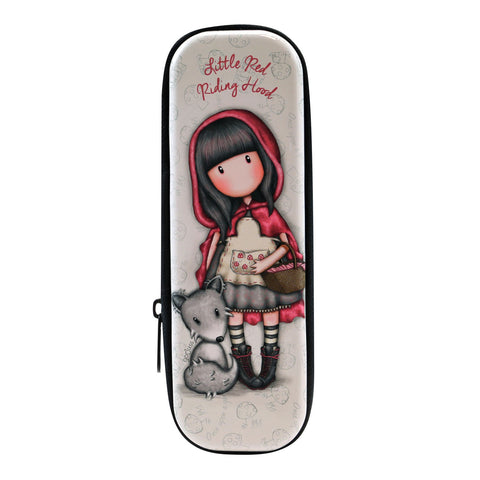 Gorjuss Zipped Tin - Little Red riding Hood 7509