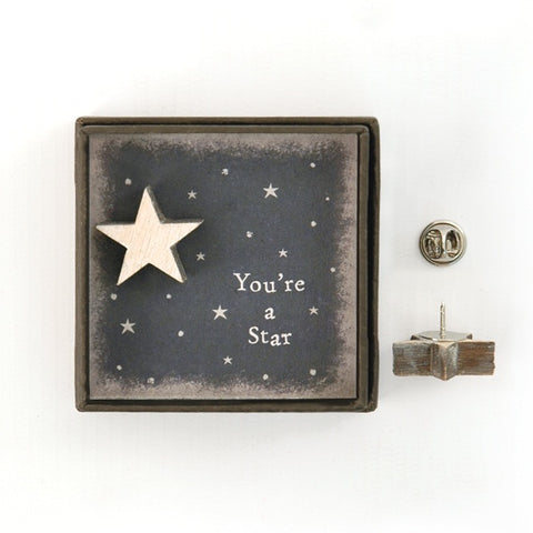 Lapel Pin - You're a Star 7886