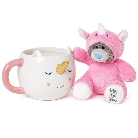 Me To You Unicorn Mug & Plush Set 10077