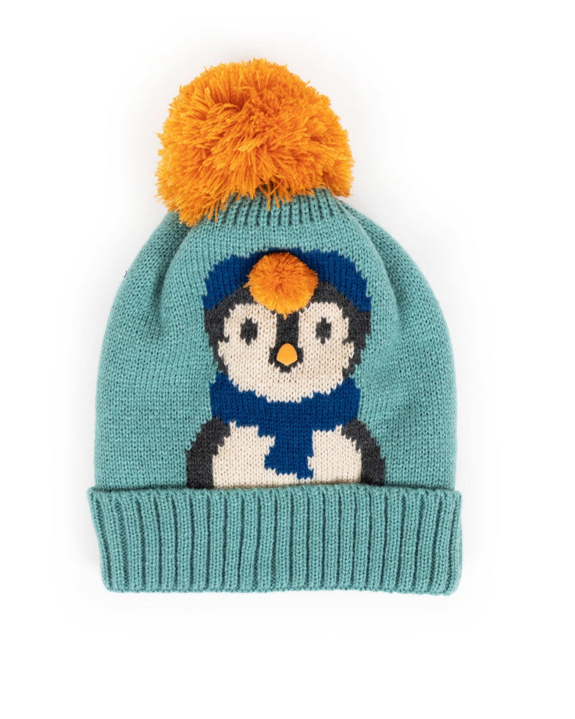 Powder Hat - Cosy Kids Penguin in Ice 9192