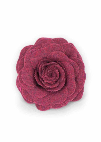 Brooch - Berry Rose 6896