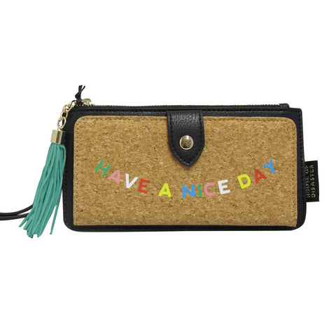 Disaster Smile Purse - Have a Nice Day 7836