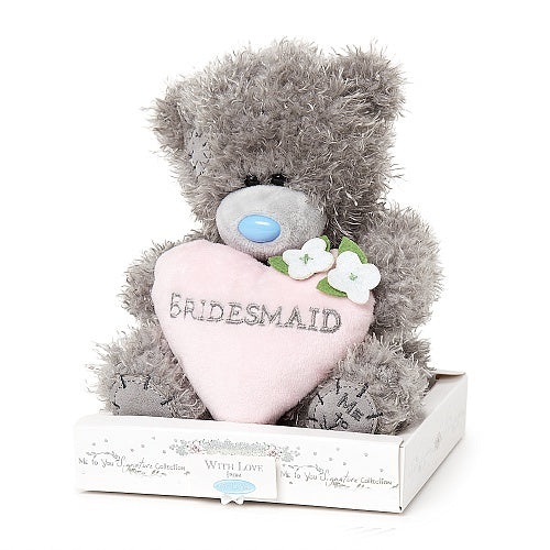 Me To You Teddy - Bridesmaid 10095