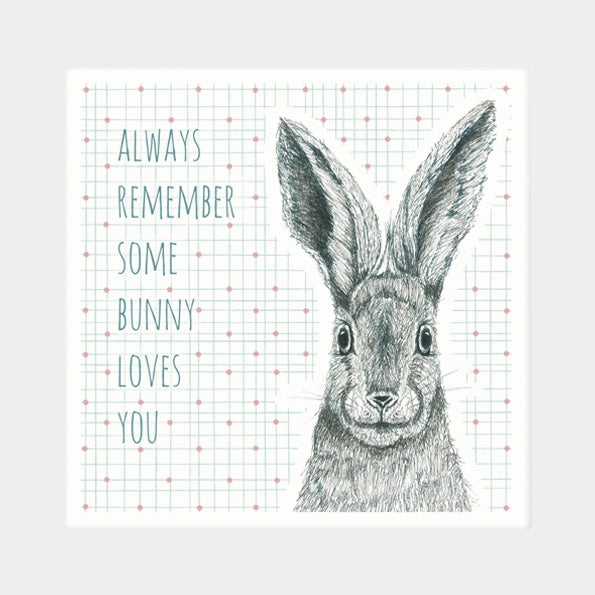 Coaster - Some Bunny Loves You 4574