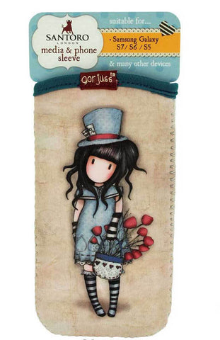The Hatter Samsung Phone Sleeve 1565