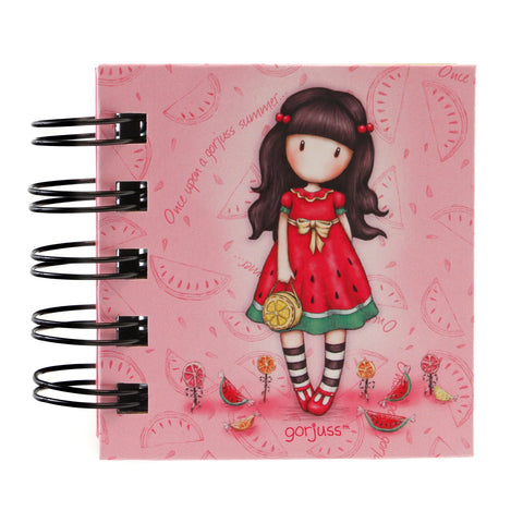 Gorjuss Sticky Notes Book - Every Summer has a Story 7512