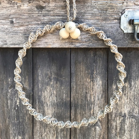 Sea Grass Wreath 10564