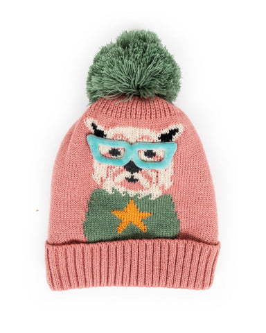 Powder Hat - Cosy Kids Westie in Candy 9193