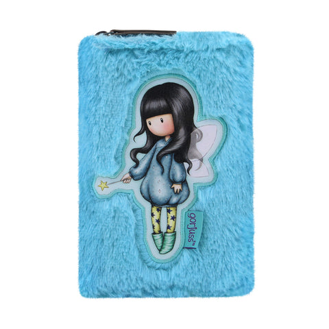Gorjuss Furry Wallet - Bubble Fairy 9017