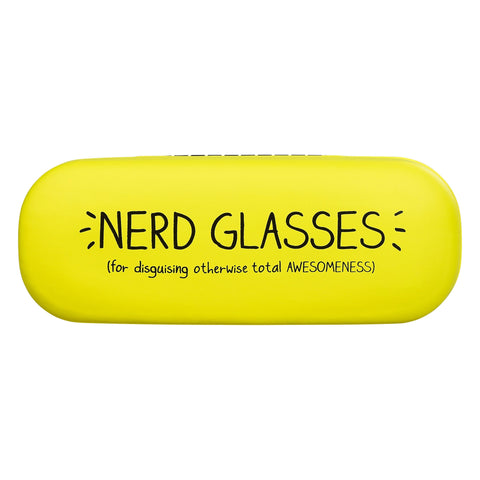 Glasses Case - Nerd Glasses 7401