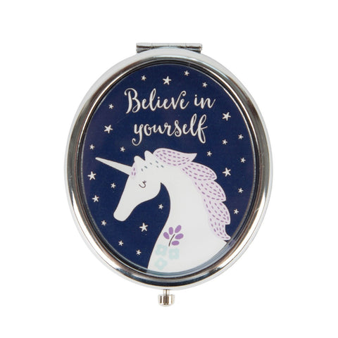 Starlight Unicorn Compact Mirror 7140