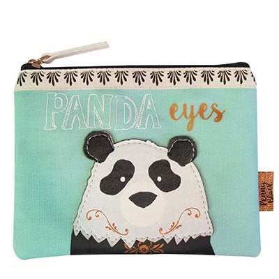 Disaster Penny Black Panda Make Up Bag 6246