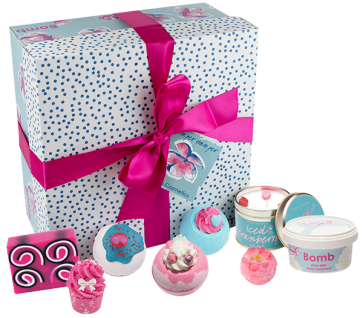 Bomb Cosmetics Gift Pack - Pamper Hamper 5461