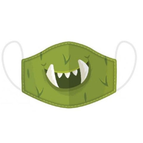 Kids Face Mask - Monster 10233