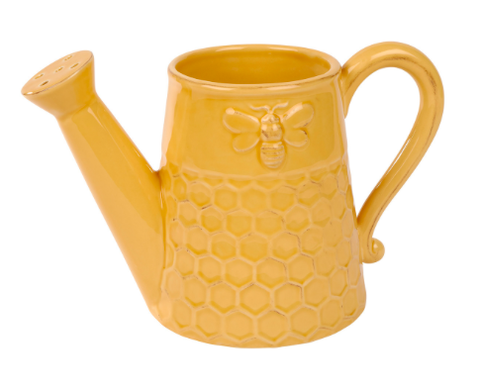 Yellow Bee Watering Can 10032