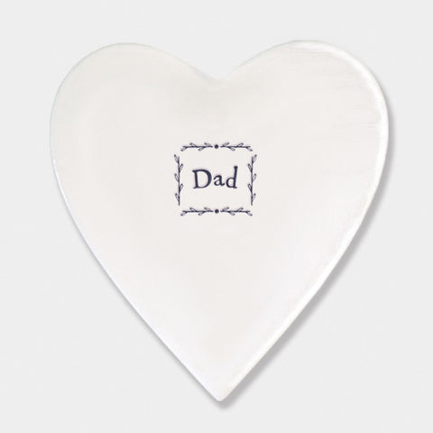 Porcelain Coaster - Dad 6159