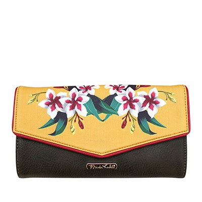 Disaster Frida Kahlo Wallet 8983