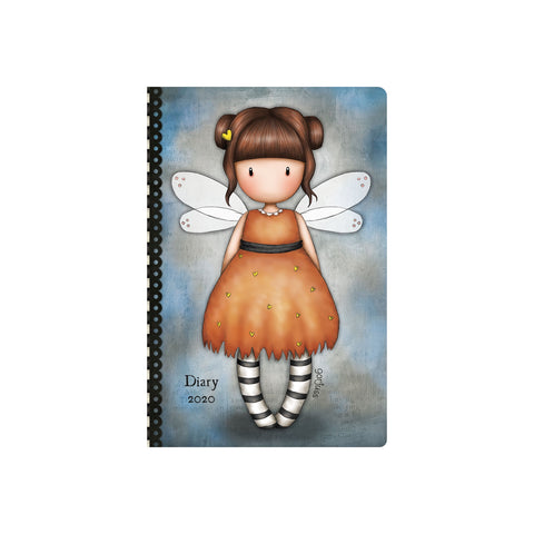 Gorjuss Pocket Diary - Little Pumpkin 9024