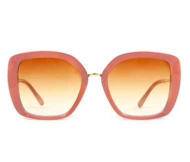 Powder Sunglasses - Serenity in Nude 9778