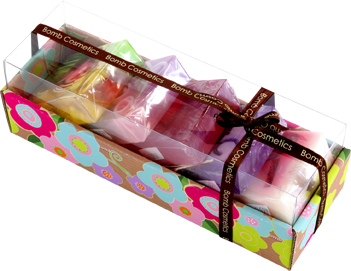 Bomb Cosmetics Gift Set - Soap Perfect Selection 4243