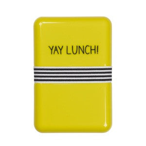 Happy Jackson Yay Lunch Box 2804
