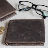 Buffalo Leather Wallet 8685