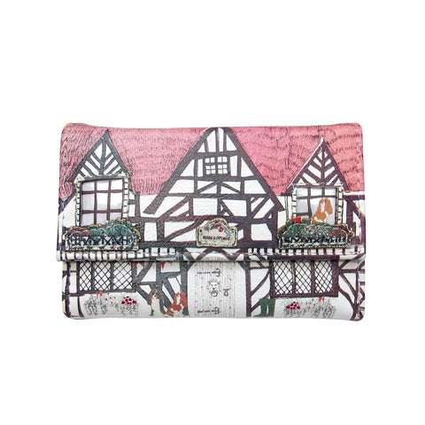 Disaster Home Tudor Wallet 4753