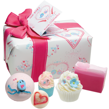 Gift Set - Love Birds 4563