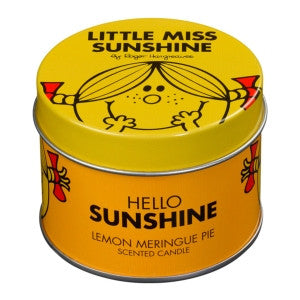 little Miss Sunshine Candle 3268