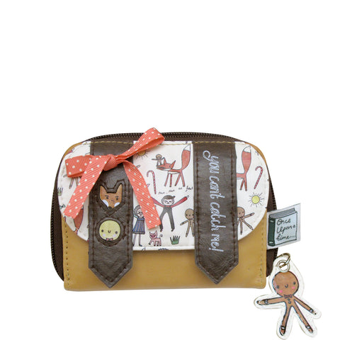 Disaster Once Upon a Time Gingerbread Wallet 2