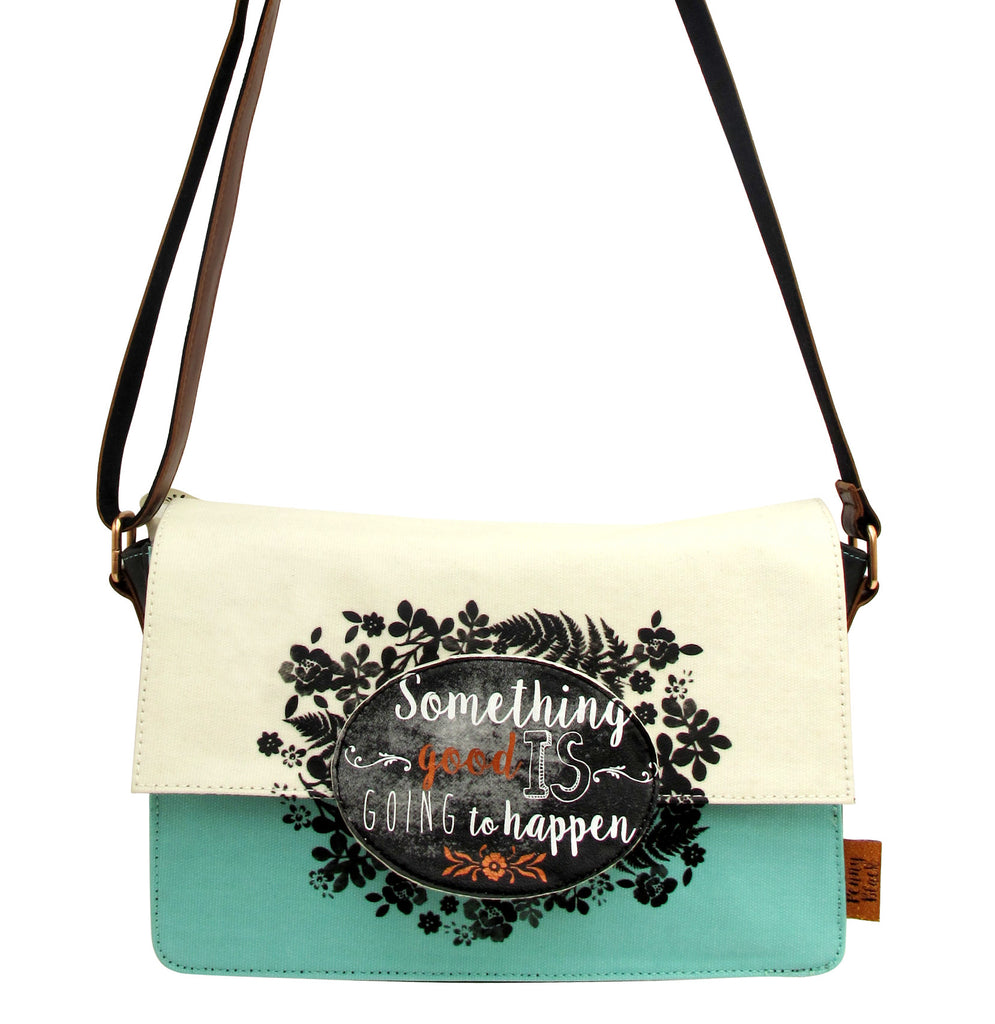 Disaster Penny Black Handbag 4353