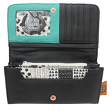 Disaster Penny Black Wallet 4052