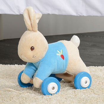 Beatrix Potter Peter Rabbit Pull Along Toy 5049