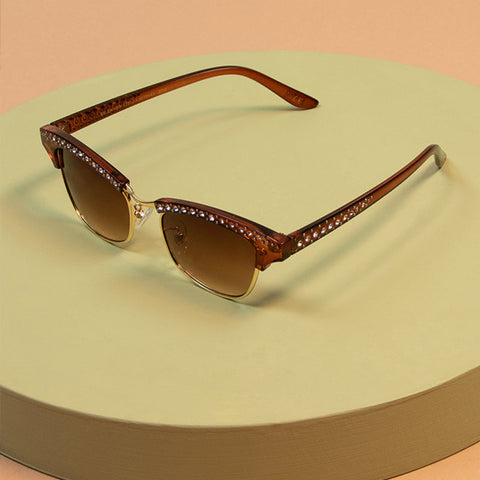 Powder Sunglasses - Tula in Natural 11337