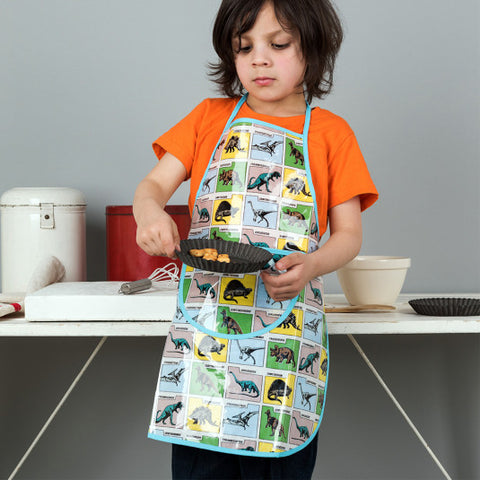Children's Apron - Prehistoric Land 11207