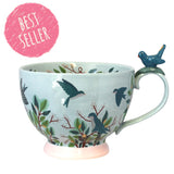 Disaster Secret Garden - Bird Teacup 8543