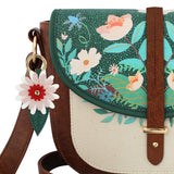 Disaster Secret Garden Fox Saddle Bag 8416