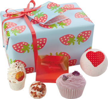 Gift Set Strawberry Patch 4349